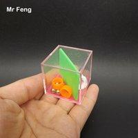 akıl oyunu toptan satış-3D Sihirli Akıl Labirent Oyuncak Çocuklar Için Denge Mantık Yeteneği Bulmaca Eğitici Oyun Oyuncak (Model Numarası B203)