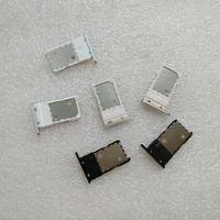 ingrosso bar google nero-Per Google Pixel 3 G013A Pixel 3 XL G013C Vassoio carta SIM genuino Vassoio carta SIM Titolare Nero Bianco Spedizione gratuita