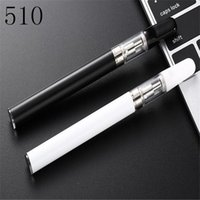 Wholesale led charger touch resale online - extract oil cartridge vape pen battery auto vaping pen with USB charger bud touch pen bottom LED light M3 battery smoking ecig