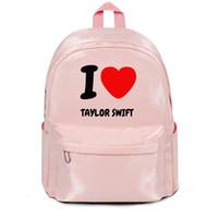 ingrosso viaggio di crociera-Pacchetto, zaino Amo Taylor Swift Country pop music pink outdoor cutepackage daily yoga Travel Beachbackpack