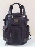 kaliteli naylon çanta toptan satış-Erkekler için serin Yüksek Kaliteli Balistik Naylon Sırt Çantası Açık Rahat Seyahat Iş Sırt Çantası Çanta Laptop Çantası Tumi 222380
