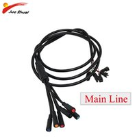 Wholesale parts line for sale - Group buy Waterproof Main Line Electric ScooterTotal Length mm Main Line Cable Wire Adult E Scooter Accessories Escooter Parts