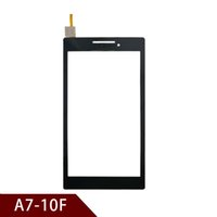 Wholesale lenovo a7 tablet resale online - New quot Inch For Lenovo Tab2 A7 A7 F A7 A7 F Touch Screen Sensor Tablet PC Replacement