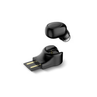 manyetik şarj cihazı sony toptan satış-X11 Mini Kablosuz Bluetooth Kulaklık Telefon Kulaklık Kulaklık Telefon için MIC ile Manyetik USB Şarj perakende kutusu 80 adet / grup