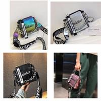 Wholesale mobile fabric resale online - Female Handbag Autumn Bag Oblique Span Wrap Rough Chain Mobile Phone Storage Polyester Fiber Black Pink wj C1