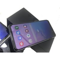 android usb digitalkamera großhandel-Hot goophone s10 plus 4g lte octa core 6,5 zoll s10 + ram 1 gb rom 8 gb android 7.0 kamera 13.0mp gesicht iris id entsperrt smart ph