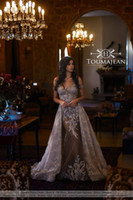 Wholesale ivory special occasion dresses online - Said Mhamad Mermaid Evening Dresses Sweetheart Lace Applique special occasion dresses evening wear gowns vestidos de fiesta