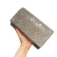 moda embreagem sacos partido venda por atacado-Bolsas de luxo Sacos de Designer de Bolsas Para As Mulheres Da Moda Feminina Senhoras Festa de Noite de Luxo Pequeno Saco de Embreagem Banquete Bolsa Carteira