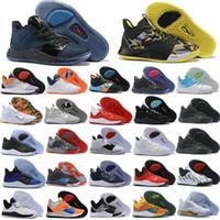 ingrosso formatori americani di bandiera-Cheap Paul George 3 PG3 EYBL Il Master NASA American Flag BHM PlayStation Basketball Shoes Designer Vendita Mens Trainers PG Sneakers Sport