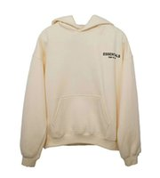 Wholesale men s high collar pullover for sale - Group buy Fear Of God ESSENTIALS Hoodies Men e High Quality Five pointed Star New Sweatshirts Pullover Fear Of God Hoodie