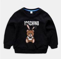 Wholesale t shirt boy color resale online - Brand Designer Kids Clothes Girl Baby Boy Long sleeve shirt Fashion Print Cotton Clothes Designer Mens Designer T Shirt