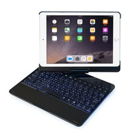 yeni ipad vakaları toptan satış-İPad 2017 (5. Nesil) / 2018 ile Uyumlu Klavye Kılıfı Yeni iPad (6. Nesil) / Hava / Air2 / iPad Pro 9.7