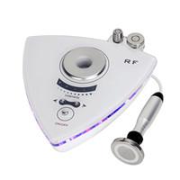 gesicht heben rf mini-maschinen großhandel-RF Facelift-Gerät Mini-Radiofrequenz-Gesichtsbehandlung Heimgebrauch für Augen Faltenbehandlung Anti-Aging-Hautverjüngung Körperstraffung