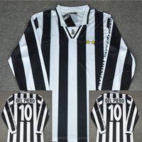 placa xl l al por mayor-1996 Soccer Jersey RETRO Camiseta de fútbol Copa Intercontinental Del Piero Juventus VS Camiseta de fútbol River Plate Camisetas de fútbol Del Piero Hombre del partido Maillot