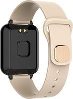 Wholesale B57 smart watch waterproofs heart rates monitor blood pressure sport Women smartwatch women wearable watch men smart clock PK Q9