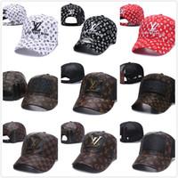 ingrosso vecchi cappelli da uomo-Nuovo cappello nero antiquato paioLOUISberretto da baseball nero VUITTON tappo protezione solare esternalv per gli uomini e le donne di anatra tappo lingua