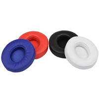 Wholesale cushion covers shipping for sale - Group buy SO2 SO3 Headphones Replacement Ear pad Earpads cushions cover For Sol wireless Headphone