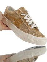 mejores zapatillas para correr al por mayor-Creador x One Star Ox Golf Le Fleur zapatillas para correr, entrenadores para hombre atléticos, mejores zapatillas deportivas para hombre, botas, tiendas en línea