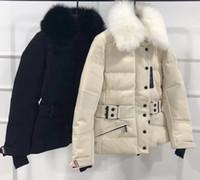 casacos chineses venda por atacado-2019 inverno NOVA MODA designer das mulheres Manter quente com capuz para baixo jaquetas jaqueta tamanho chinês ~ tops designer jaqueta para mulheres