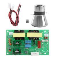 vibradores de alta vibração venda por atacado-Vibração da placa de circuito da placa de motorista do poder da eficiência elevada primeira com transdutor da limpeza do ultra-som do vibrador do ultra-som