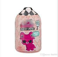 Wholesale best girls gift for sale - Group buy The Newest Doll Fuzzy Pets LiL toy LIL LIL toy Best Gifts for Girls