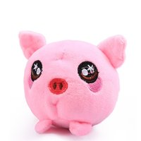 Wholesale black rabbit toys for sale - Group buy 10cm Cute Pig Rabbit Shape Pet Dog Toys For Dogs Bite Resistant Puppy Dog Chew Toy Mascota Pet Products Brinquedos Para Cachorro