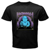 neue punkkleidung großhandel-Neue LAGWAGON Metal Punk Rock Band Männer Schwarz Größe S M L XL 2XL Druck Casual T Shirt Männer Tees Rundhals Kleidung