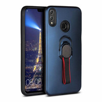 Wholesale armour hybrid shockproof case online – custom TPU PC Dual Layers Shockproof Armor Case For iPhone S Plus X XS Max XR Hybrid Armour Phone Case With Finger Webbing