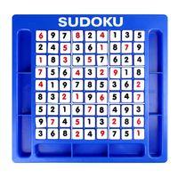 Wholesale free chess game resale online - child Puzzle Board game toy Jiugongge Sudoku Game chess child Development logic thinking reasoning training