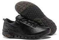 кожаная обувь для гольфа оптовых-Top Мужская Биом Walking серии кожаные ботинки BIOM лучший комфорт на мужской обуви для гольфа формальных случайных наружных гольф спортивные кроссовки для мужчин