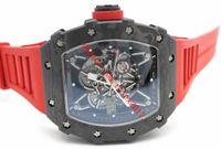 автоматические наручные часы оптовых-Mens Luxury Top Quality Watch RM035-02 ZF Factory японский Miyota 8215 Автоматическое движение High End Forged Carbon Case ЧАСЫ