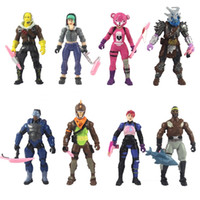 Wholesale fortnite toys for sale - Group buy 8 styles The eighth generation of inch fortnite Figures baby games toys