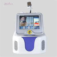 lipo laser amincissant l'instrument achat en gros de-Taxe de l'UE meilleur 650nm lipo laser fractionnel rf peau serrant le visage machine de levage minceur instrument de perte de poids facial massager