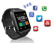 pulso led de relógio inteligente venda por atacado-O melhor relógio esperto conduziu a pressão sanguínea esperta do relógio do pulso barato do pulso