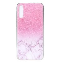 Wholesale black butterfly phone case for sale – best For Samsung Galaxy A70 Case Cover Transparent Soft TPU Colour decoration Tower bike Butterfly Girl Mobile Phone Cases