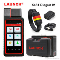 Wholesale x launch diagnostic tool resale online - New Arrived Original Launch X431 Diagun IV Powerful Diagnotist Tool X Diagun IV Code Scanner with years Free Update Online