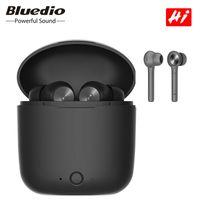 markalı tablet telefonlar toptan satış-Yeni marka Bluedio Hi kablosuz bluetooth kulaklık telefon tablet için bas tws kulaklık stereo bas ses spor kulakiçi kulaklık