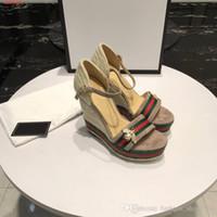 kama kaması toptan satış-Yeni gladyatör sandalet içi boş Kauçuk dış taban Koyun derisi İçinde sözleşmeli, seksi topuklu elmaslı stiletto
