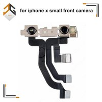 Wholesale front camera for iphone for sale - Group buy 10Pcs Small Front Camera for iPhone X Light Proximity Sensor Flex Cable Facing Module Replacement Parts