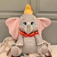 Wholesale stuffed animals elephants resale online - Dumbo Elephant Plush Toys Stuffed Animals Soft Toys for Baby Children Birthday Gift Good Quality Cute Stuffed Doll Sleep Toys SH190913