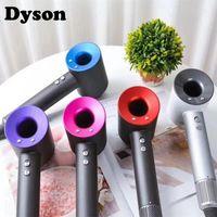 Wholesale Top Quality DYSON Supersonic Hair Dryer Professional Salon Tools Blow Dryer Heat Super Speed Blower Dry Hair Dryers EU UA UK Plug
