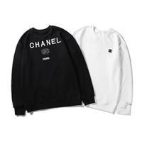 damen xl hoodie großhandel-Designer Hoodies für Frauen Langarm Luxus Frauen Männer Hoodies mit Brief Herbst Marke Streetwear Sweatshirts für Dame Kleidung Großhandel