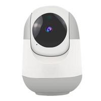 Wholesale cloud cameras resale online - AI Wifi Camera P P Cloud Wireless AI Wifi IP Camera Intelligent Auto Tracking Of Human Home Security Surveillance CCTV Network Cam