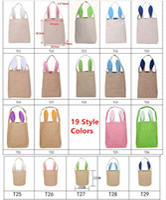 Wholesale Easter Bunny Bag Buy Cheap Easter Bunny Bag 2019 On Sale