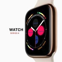 gps kol saatleri toptan satış-Goophone İzle 4 44mm Akıllı İzle Bağlı Bluetooth Bilek Smartwatch iOS iPhone Samsung Sony için Huawei Xiaomi LG Android Telefon 8 7 X XS M