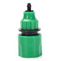 conector rápido de água venda por atacado-Garden Water Hose rápida Conector de montagem para 47 milímetros Micro Mangueira