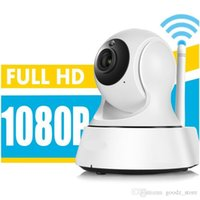Wholesale electric monitor for sale - Group buy Hot P HD P SANNCE Home Security Wireless Smart IP Camera Surveillance Camera Wifi rotating NightVision CCTV Camera Baby Monitor