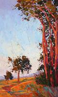 lienzo de arte rojo al por mayor-Artwork-red-eucalyptus Arte moderno de la pared de la lona sin marco para la decoración del hogar y de la oficina, pintura al óleo, pinturas de animales, marco.