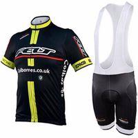shorts uci venda por atacado-2019 Verão Pro Ciclismo UCI Tour Equipe FELT Maillot Ciclismo Jersey 9D GEL Pad Bib Shorts Ciclismo Set Homens Roupa Ciclismo