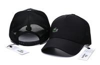 deporte para las mujeres al por mayor-Nuevas marcas de moda al aire libre Snapback Caps Strapback Gorra de béisbol Deporte al aire libre Diseñador Hiphop Sombreros para hombres Mujeres cocodrilo Sombrero casquette
